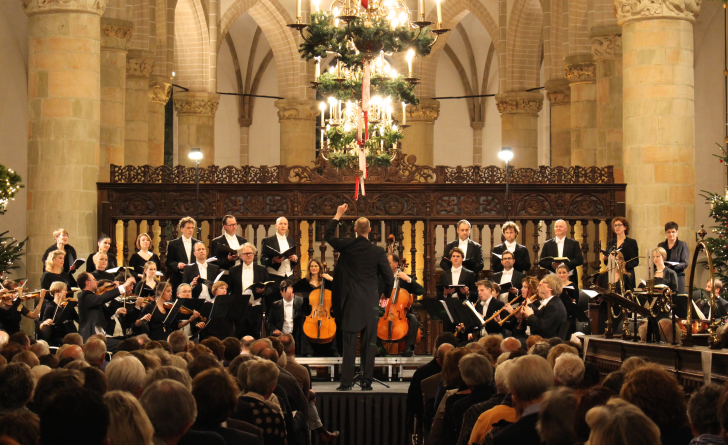 Weihnachts-Oratorium 2015 Naarden - rechtenvrij